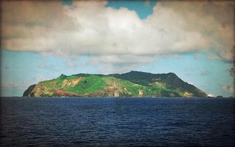 Pitcairn lisola del Bounty LegaNerd