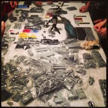 Lego Star Wars 10179 Millennium Falcon UCS - 012