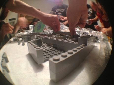 Lego Star Wars 10179 Millennium Falcon UCS - 035