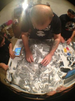 Lego Star Wars 10179 Millennium Falcon UCS - 039