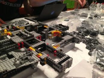 Lego Star Wars 10179 Millennium Falcon UCS - 058