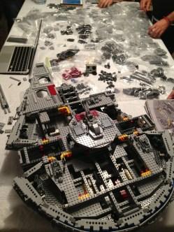 Lego Star Wars 10179 Millennium Falcon UCS - 069