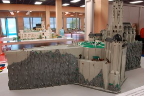 Lego Minas Tirith - 007