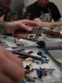 Lego Star Wars Sandcrawler UCS 75059 27