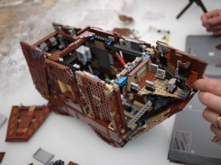 Lego Star Wars Sandcrawler UCS 75059 31
