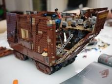 Lego Star Wars Sandcrawler UCS 75059 33