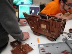 Lego Star Wars Sandcrawler UCS 75059 35