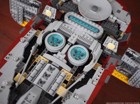 Lego Slave 1 UCS - 9