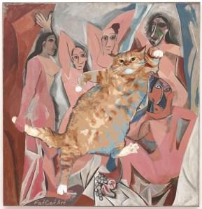 Picasso_Les-Demoiselles-dAvignon-cat