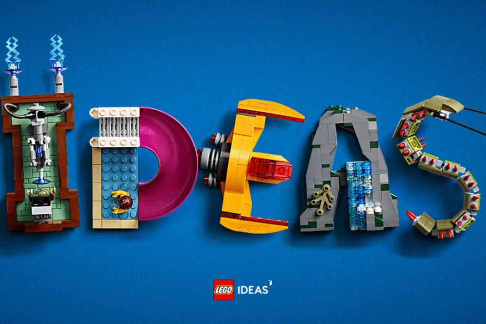 Partecipate al concorso creando il nuovo logo di LEGO
