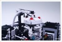 La Carbon Freeze Chamber e la Darth Vader Transformation