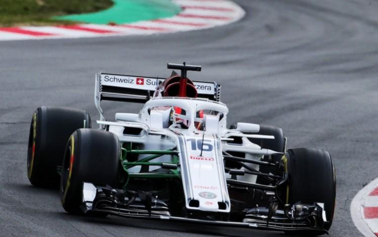 Fai un giro a Monaco con Charles LeClerc in F1 2018