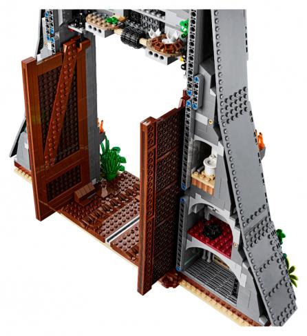 Ufficiale il set LEGO 75936 Jurassic Park: T.rex Rampage