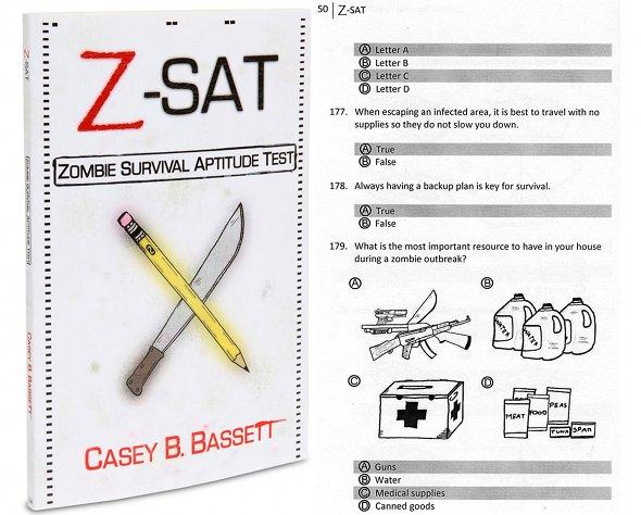 Z-sat zombie survival aptitude test