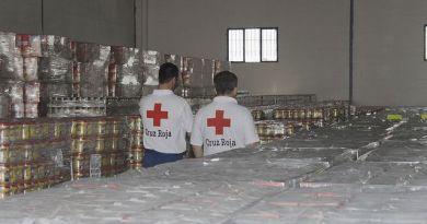 Cruz Roja ébola