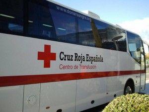 bus donación de sangre