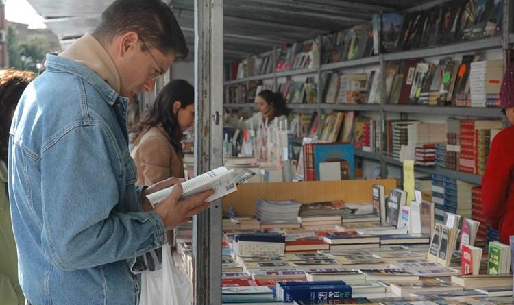 Feria del libro leganes