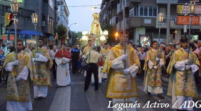 Semana Santa 2016 en Leganés