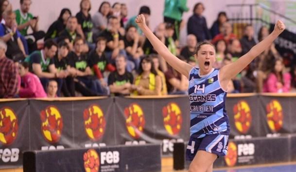 Marta Pérez Club Baloncesto Leganés