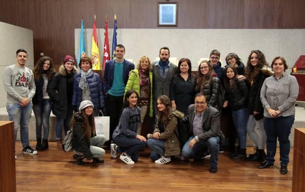 Erasmus+ Leganés Nápoles