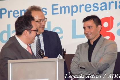 Premio 'Leganés es de Primera' para Asier Garitano