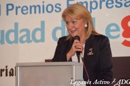 Directora General de Comercio y Consumo regional, María José Pérez-Cejuela