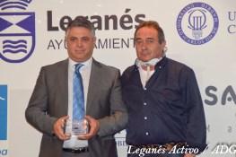 Premio 'Hostelería' para Restaurante Butarque
