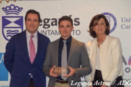 Premio 'Emprendedor' para Sensia Solution SL