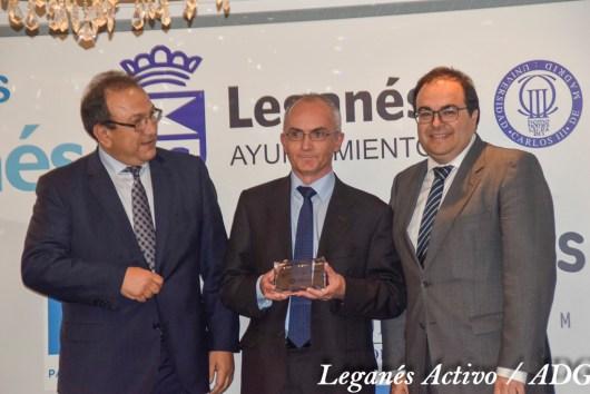 Premio 'Ciudad de Leganés' para la Universidad Carlos III