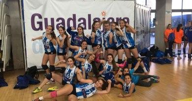Club Femenino A Voleibol