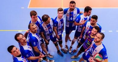 Los equipos de Superliga de Voleibol Leganés sellan la permanencia en sus categorías