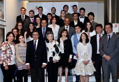 Veinte antiguos alumnos del Programa de Altas Capacidades de la Comunidad reciben el premio  Max Mazin