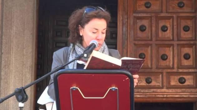 lectura el quijote dia del libro leganes