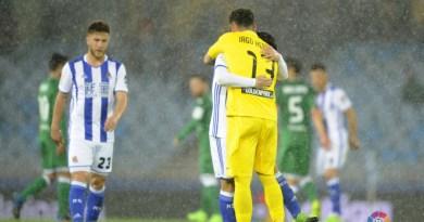 Leganés y Real Sociedad firmaron tablas en Anoeta.