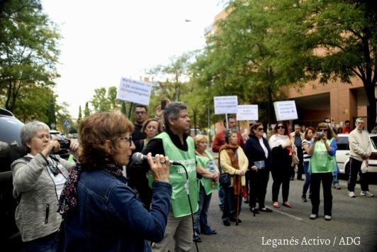 Manifestación Maria Moliner 14