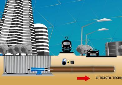 Diseñan un robot subterraneo inteligente para entornos urbanos