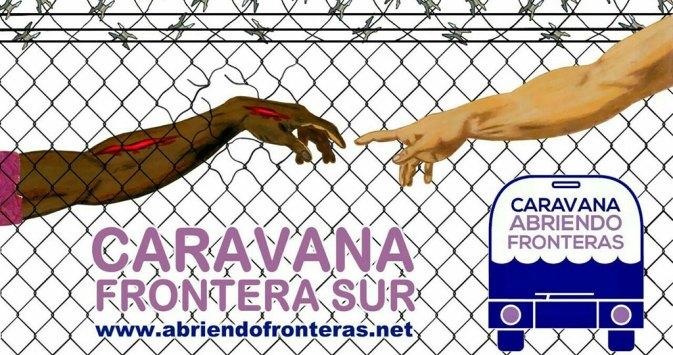 caravana-frontera-sur