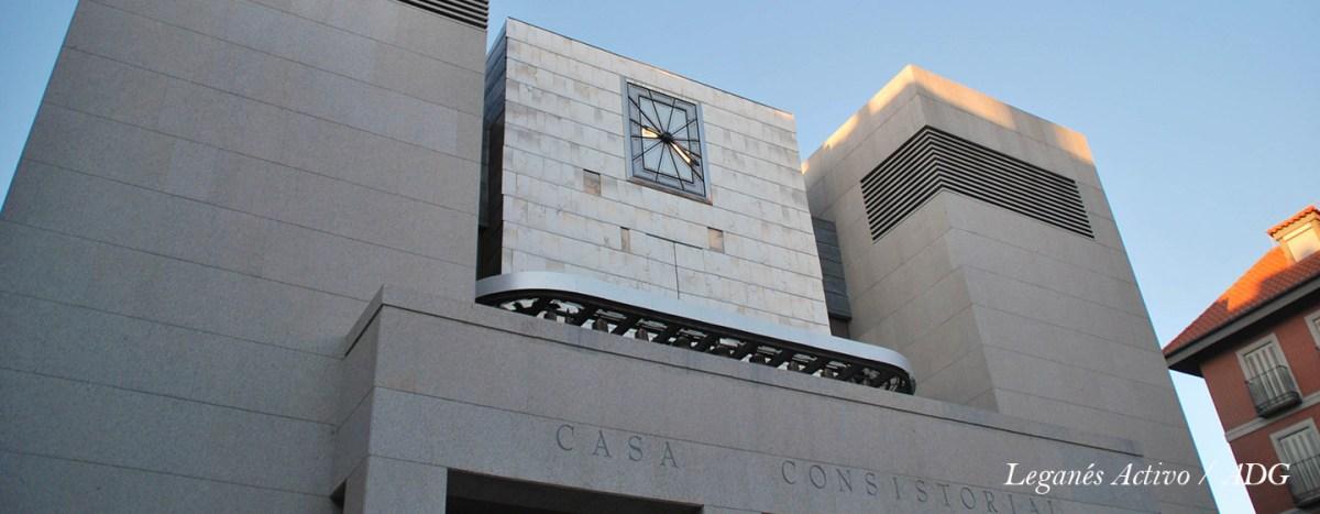 Expedientes incompletos y silencio en las preguntas: la denuncias por falta de transparencia en el Ayuntamiento de Leganés