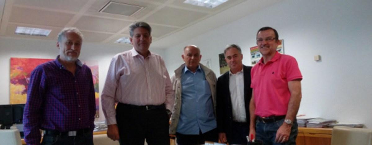 La Plataforma por la Vía Verde consigue un acuerdo institucional para su desarrollo