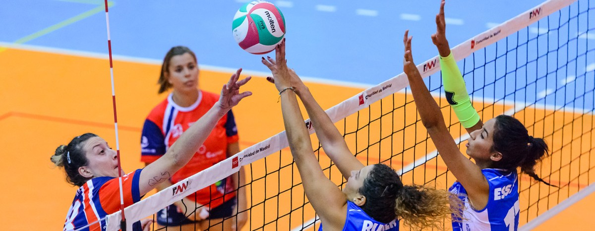Voleibol: Superliga2 femenina regresa a la senda de la victoria