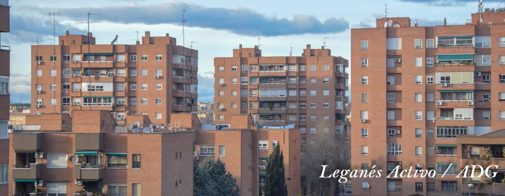 El precio de la vivienda en Leganés sube un 5.35% durante 2017