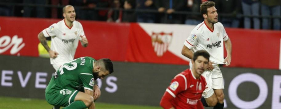 Sevilla - Leganés