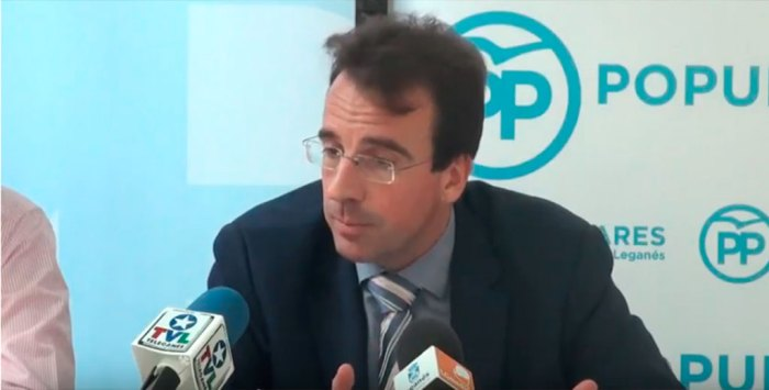 Rueda de prensa PP Leganes