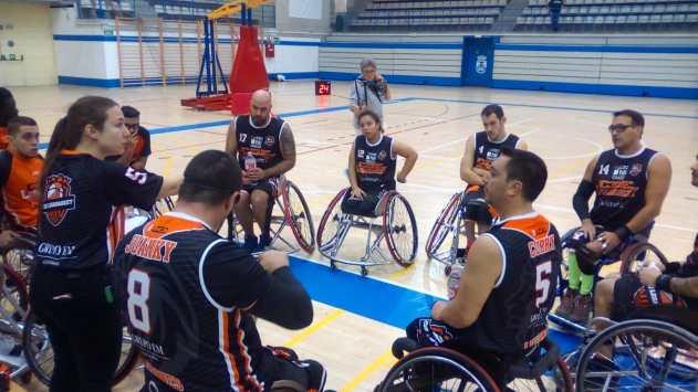 baloncesto silla legabasket