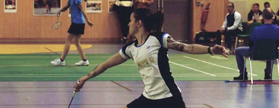 bea corrales badminton club chambly