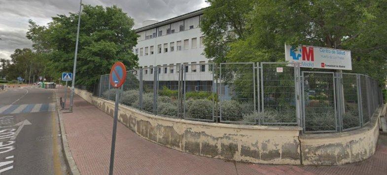 centro de salud leganes