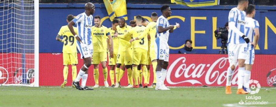 Villarreal Leganés Jornada 33 Liga Santander