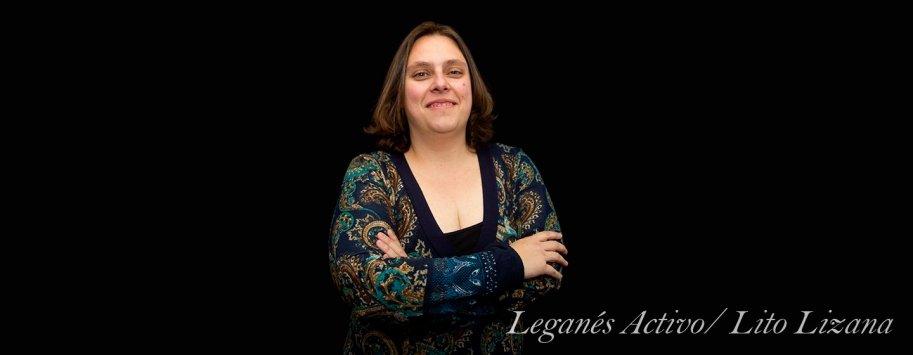 Marta López - Candidata de Actúa Leganés