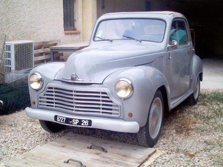 1947: Simca 6