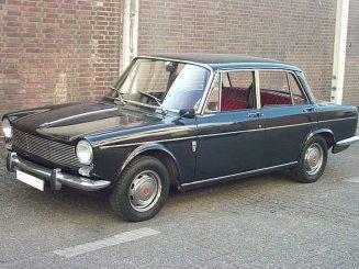 1963: Simca 1300 et 1500